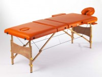 Portable massage table Apple 01