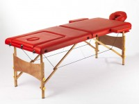 Portable massage table Fizio 01